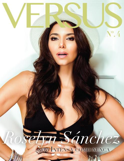 Actress, Model @ Roselyn Sanchez - Versus Puerto Rico No 4 2015