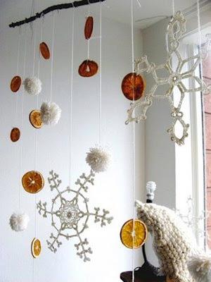 décoration-noel-récup