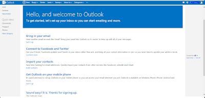 Bye Bye Hotmail