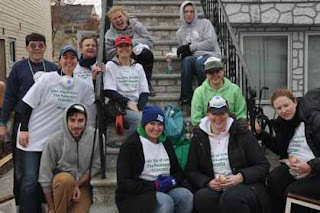 The Irish lend a helping hand in the Rockaways