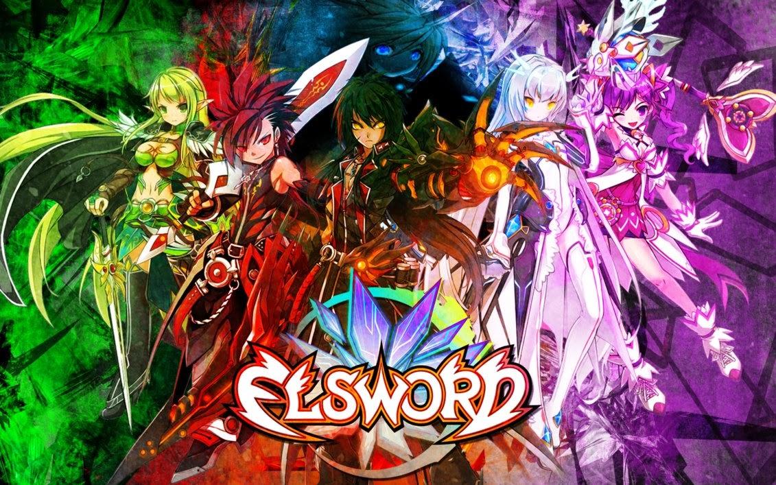 Cara Download Elsword Korea