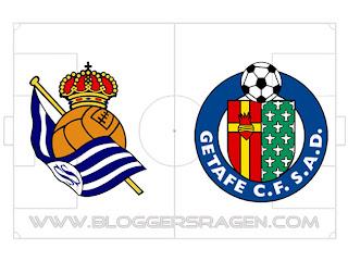 Prediksi Pertandingan Getafe vs Real Sociedad
