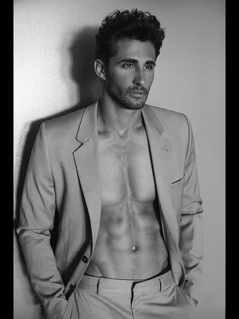 Josh Truesdell by Scott Hoover