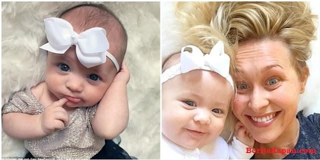 Foto Anak Bayi Yang Menjadi Rebutan Desainer Dunia