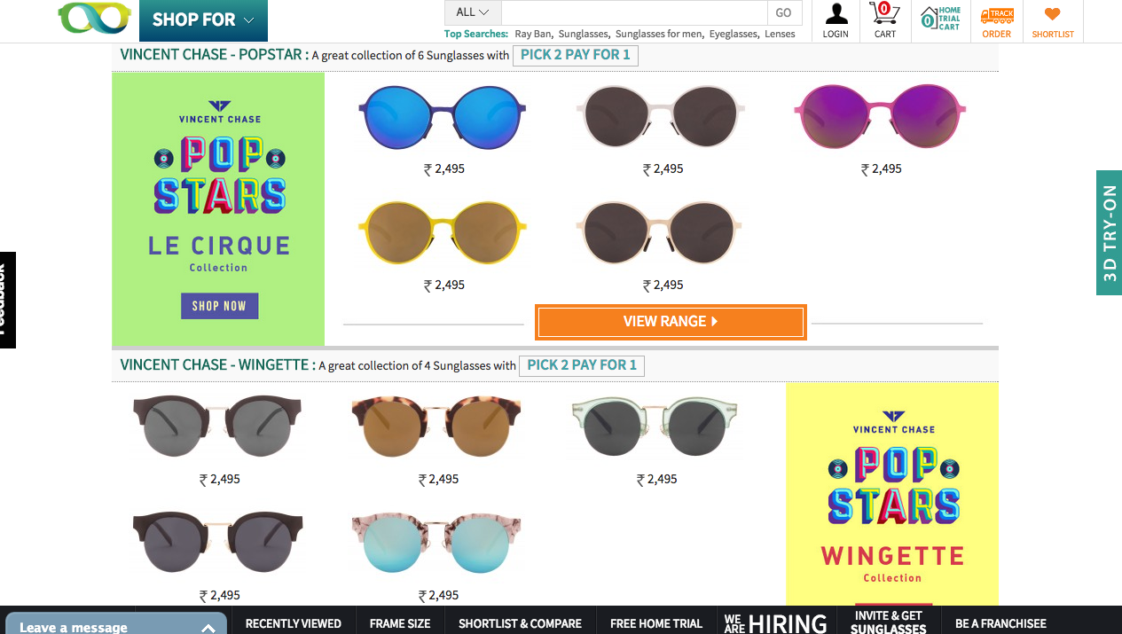Best sunglasses to buy online, Lenskart products, Lenskart website review, Online stores to buy fashionable eyewear