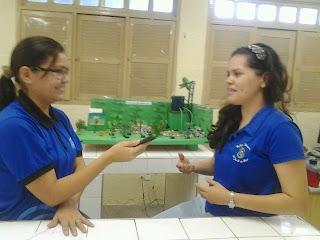 Entrevista com a professora Thais Martins