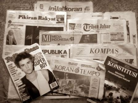 Ragam Bentuk Surat Kabar