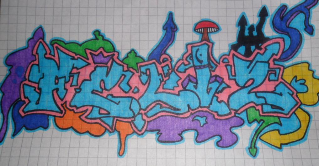 mis graffitis