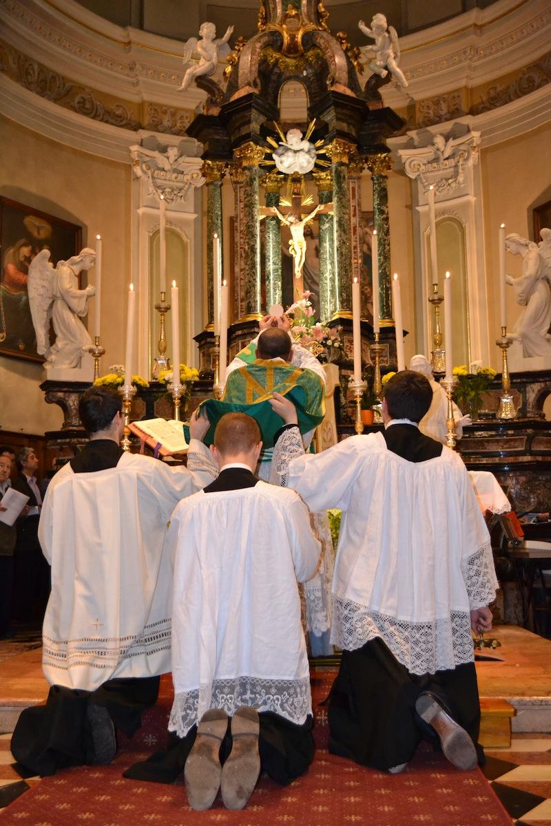 el rito catholic singles Catequesis basada en los leccionarios para el rito de iniciación cristiana para adultos.