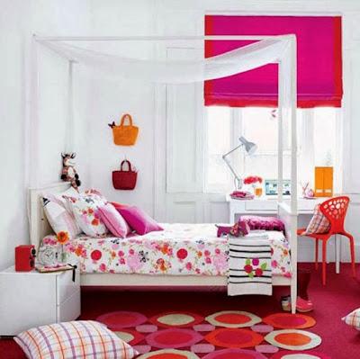 Model kamar tidur Perempuan