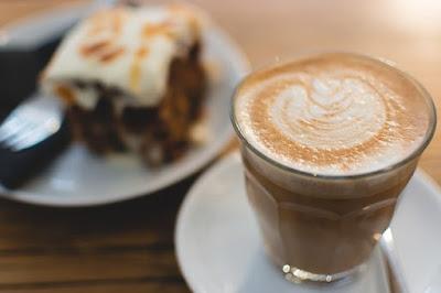 Secangkir kopi nikmat