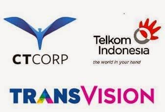 Lowongan Kerja Supervisor Teknisi dan Sales Manager di TransVision – Semarang, Yogyakarta dan Tegal
