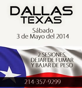 Conferencia en Dallas, Tx.
