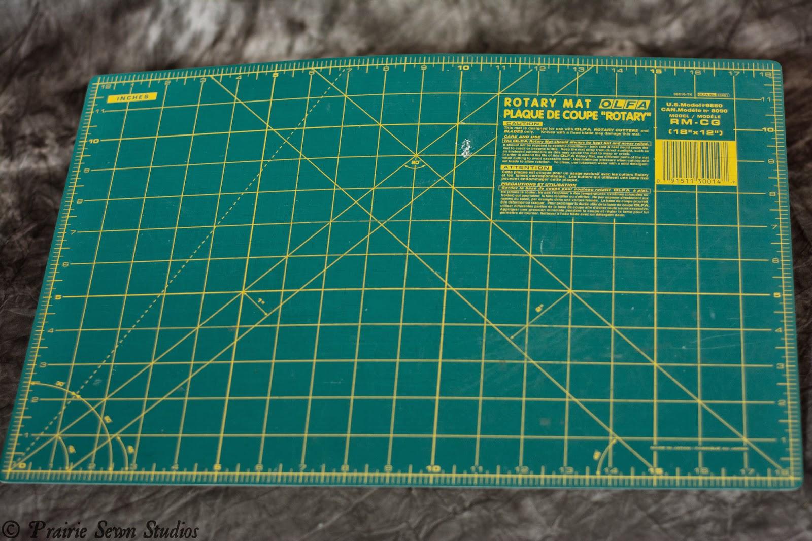 prairie sewn studios selfhealing cutting mat  quilter's tool, Kitchen design