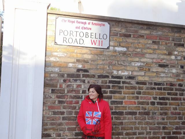 The Kity shoes world : Portobello road!