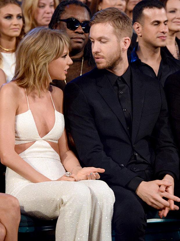 Calvin Harris podría pedirle matrimonio a Taylor Swift este año