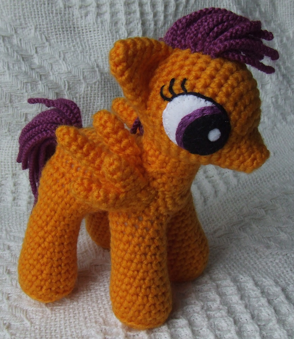 Knit One Awe Some: My Little Pony: Friendship is Magic ...