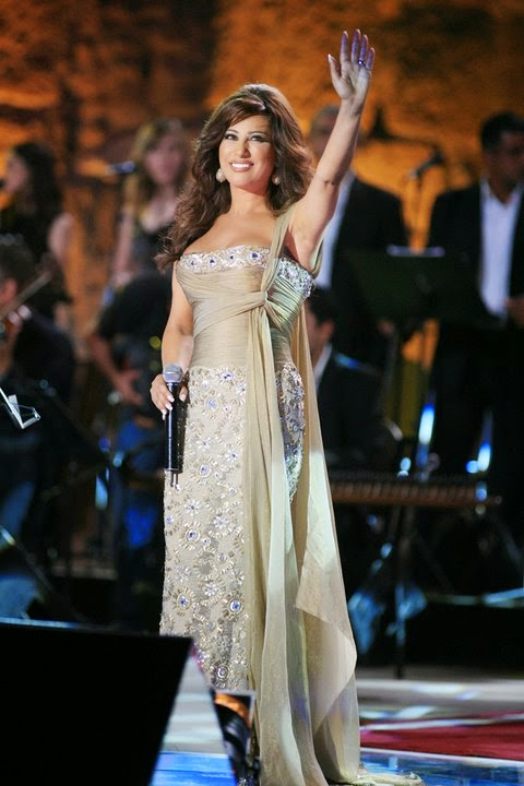 Najwa Karam Wore This Dress at