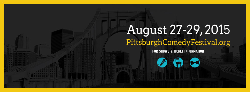 Pittsburgh Comedy Festival Banner