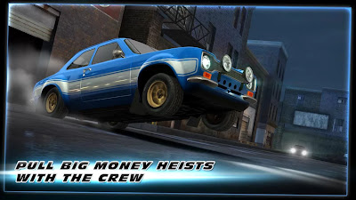 Fast & Furious 6 Mod Apk + Data v2.0.0 Unlimited Everything