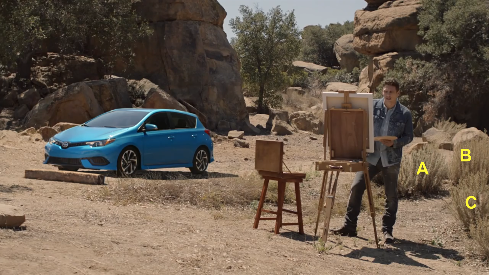 Iverson Movie Ranch: Are car commercials the new B-Westerns?