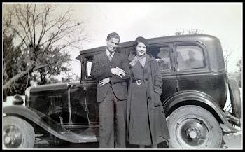 Not Bonnie & Clyde but My Parents