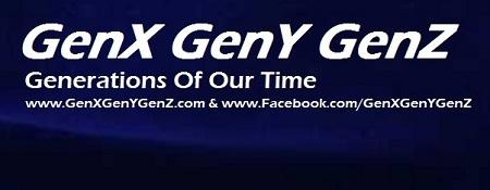 Please visit www.GenXGenYGenZ.com