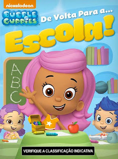 Bubble Guppies: De Volta Para a Escola - DVDRip Dublado