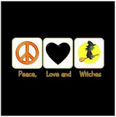 Peace, Love and Witches!
