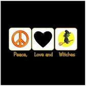 Paz, amor e Bruxas!