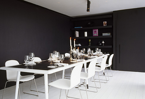 Decoración Decoracion: El negro, un color atrevido