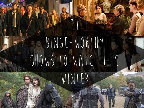 11 Binge-Worthy Shows to Watch This Winter