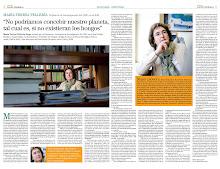 Entrevista con María Teresa Tellería