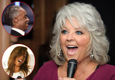 Black celebrities support Paula Deen