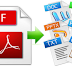 Free Download Microsoft Office Word/Excel/PowerPoint to PDF Converter