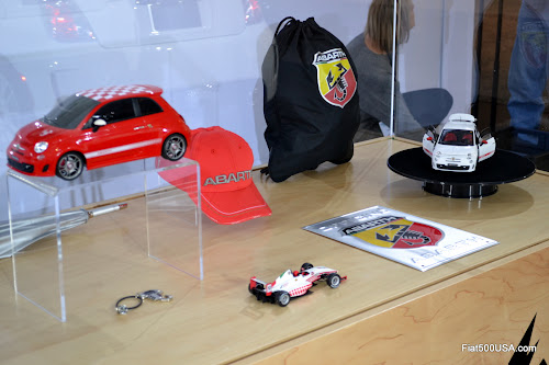 Fiat Store Abarth Swag