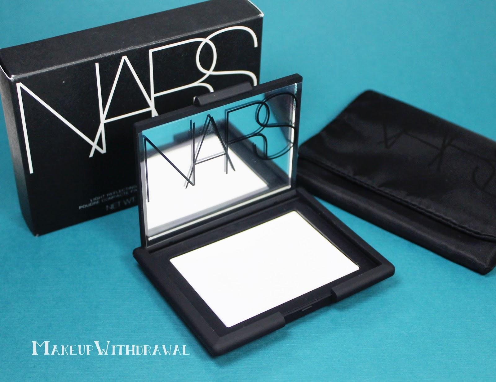 review nars light reflecting pressed powder makeup. Black Bedroom Furniture Sets. Home Design Ideas