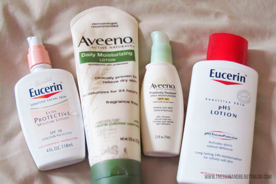 eucerin ph5 cream review