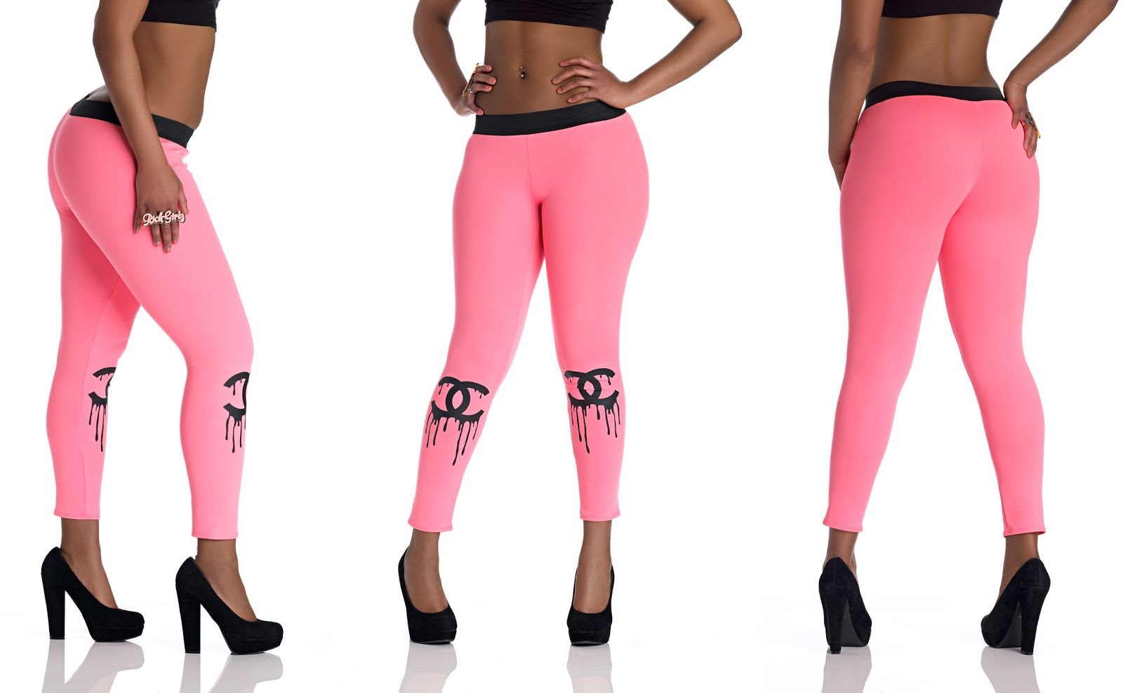 chanel leggings. of leggings that will really make you stand out, have a bold color that\u0027s guaranteed to turn heads and create long lasting impression, the chanel