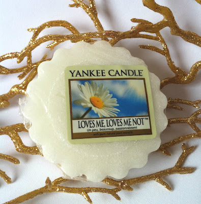 Yankee Candle - Loves Me, Loves Me Not ?