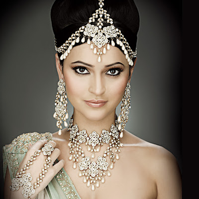 Latest Bridal Jewellery models