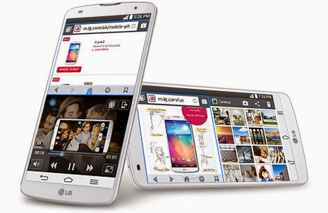 LG G Pro 2 Smartphone Android OS Harga Rp 6 Jutaan