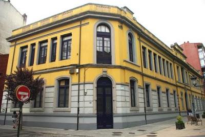 La Felguera, antiguas escuelas