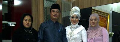 pernikahan fany octora aceng