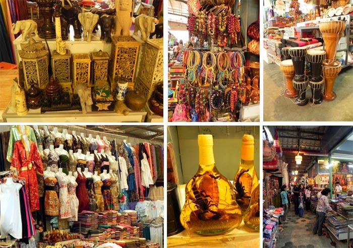 Faire du shopping siem reap circuits au cambodge for Acheter maison cambodge