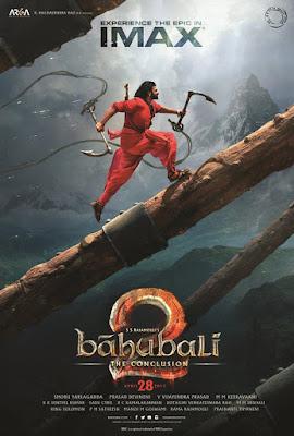 Filme Poster Baahubali 2: A Conclusão