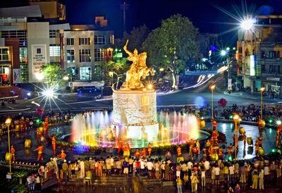 Những hình ảnh đẹp về Bình Định, Công viên Quang Trung
