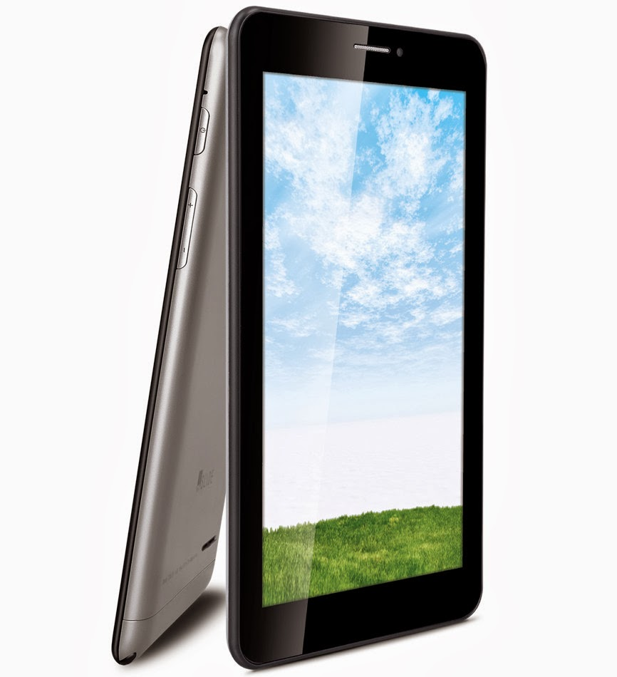 Actual price dekho iball slide 7236 2g android tablet for O tablet price list 2014