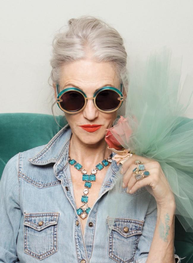 un blog mode pour les plus de 65 ans …