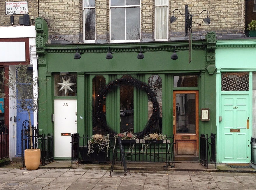 The Tin Shed, All Saints Road, London W2